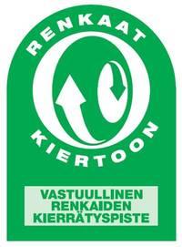 Vastaanottopisteet - Suomen Rengaskierrätys
